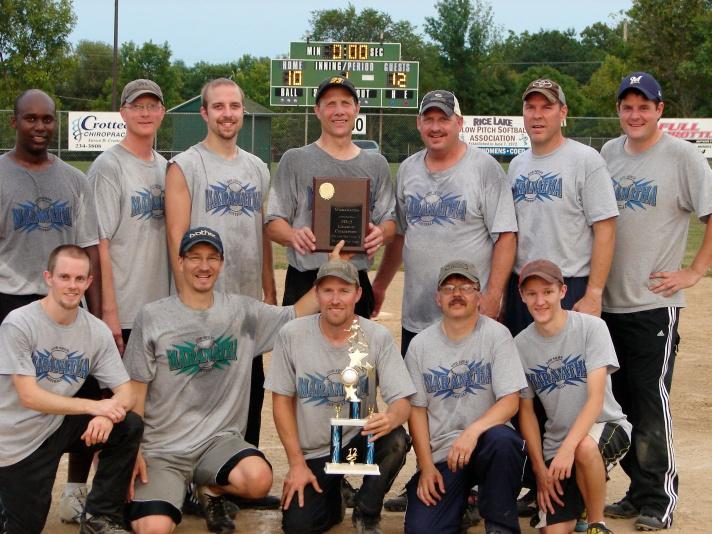 Last year's champions