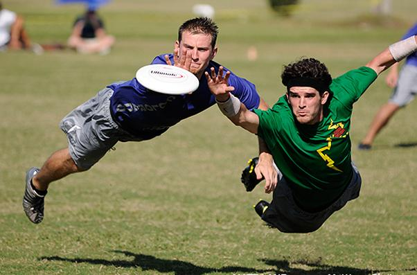 Ultimate Frisbee Game 6pm August 11th