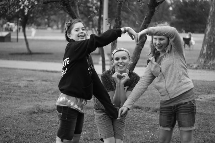 Kaylin,Katie,Hannah